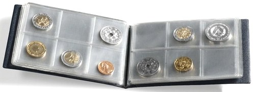 Coin wallet for 48 coins